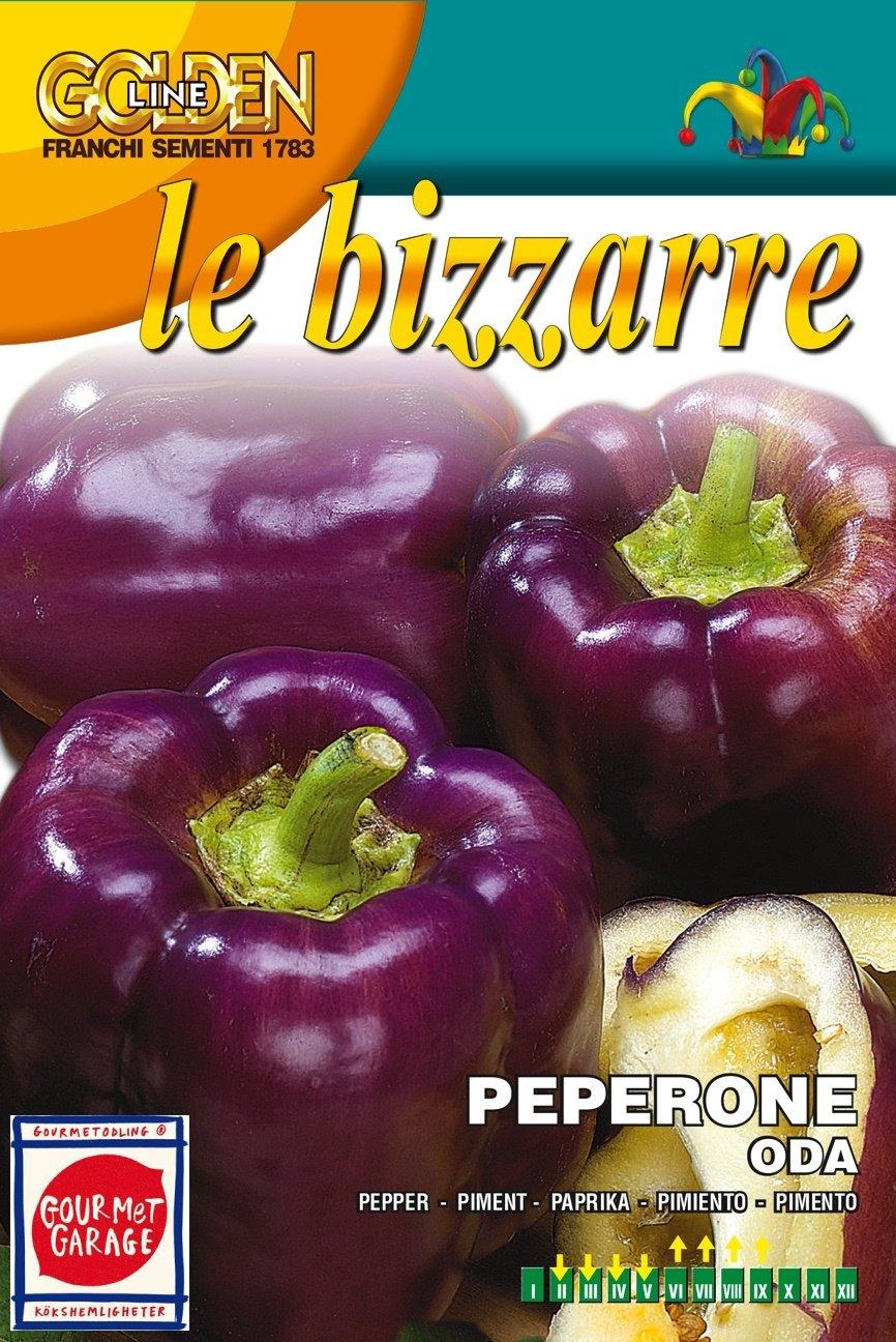 Lila paprika från Gourmetgarage